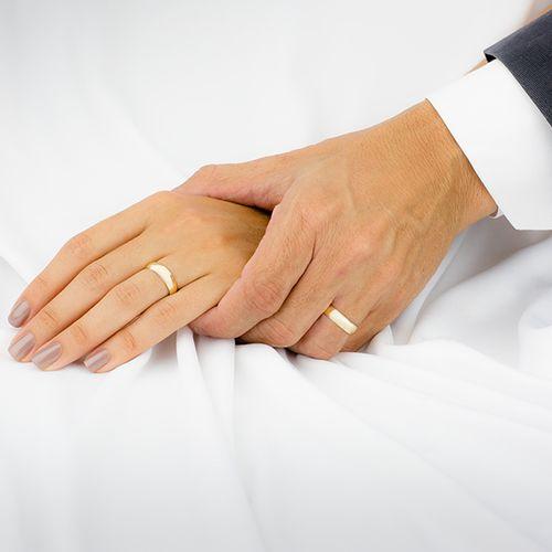 aliança de noivado