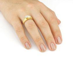 anel-em-ouro-18K