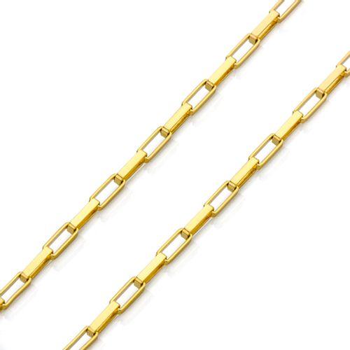 corrente ouro cartier quadrada 09