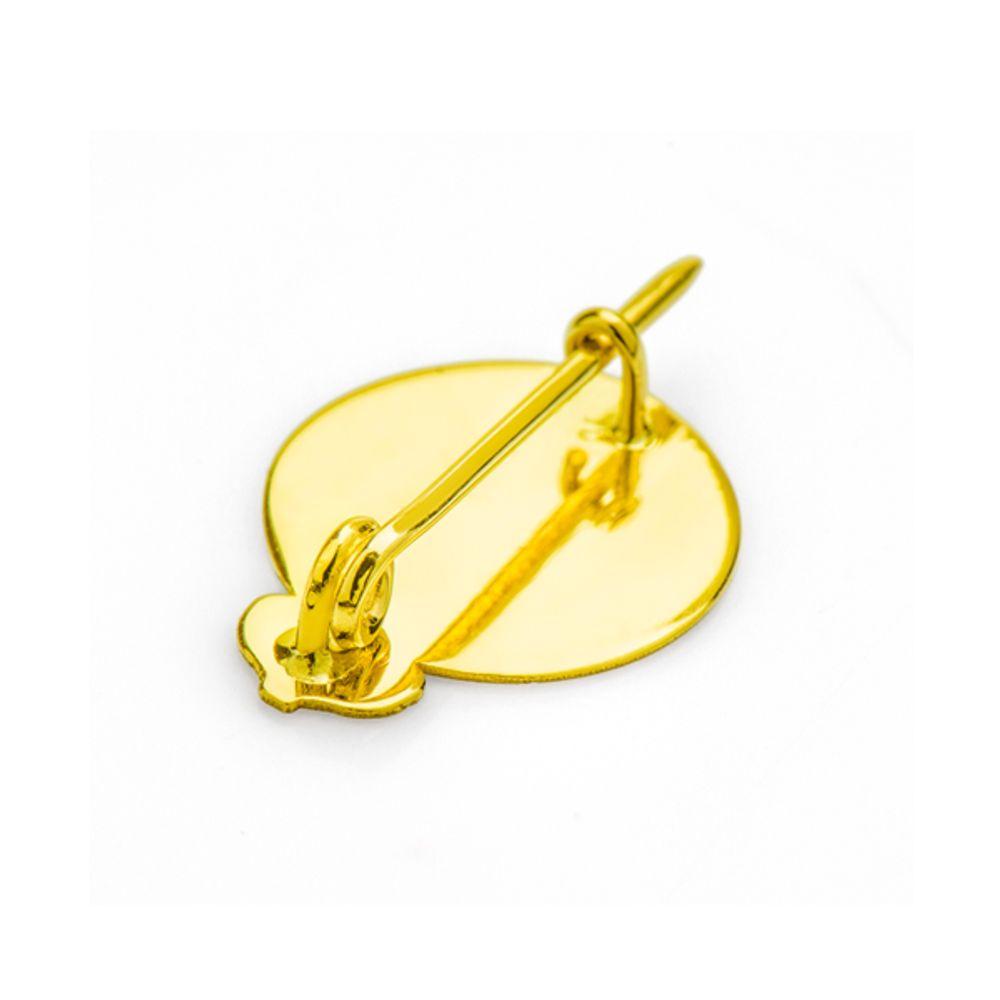 f514d051d2 broche de Ouro 18k Escudo Cruzeiro Esporte Clube - joiasgold
