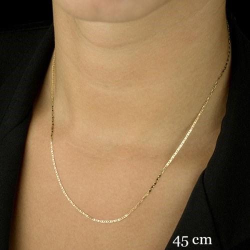 Corrente-em-Ouro-18k-Piastrini-de-1.3mm