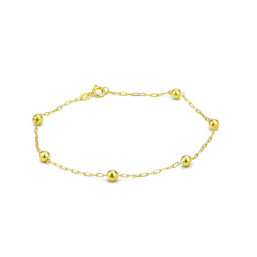 28909a36324 pulseira-em-ouro-18k-com-bolinhas-de-3-