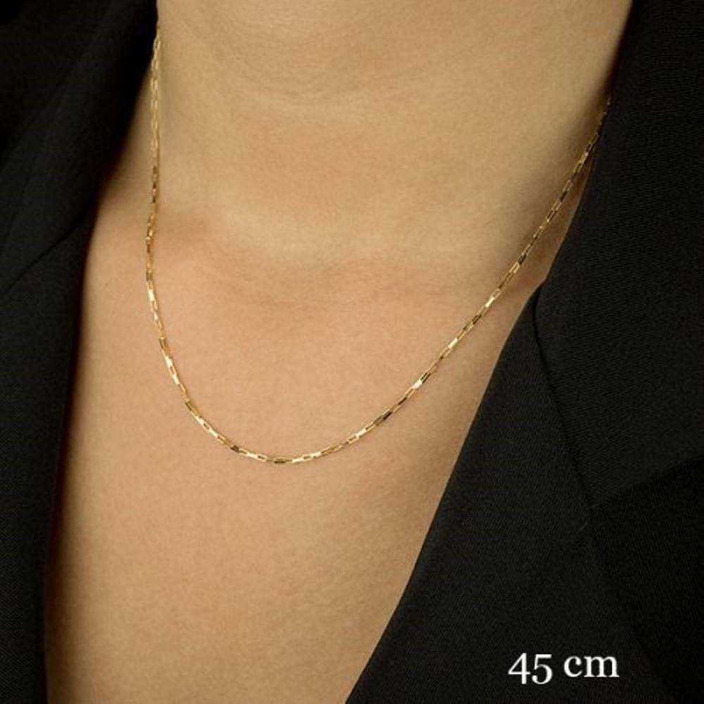 06eafed1f9f15 corrente-de-ouro-18k-cartier-quadrada-1-1mm-