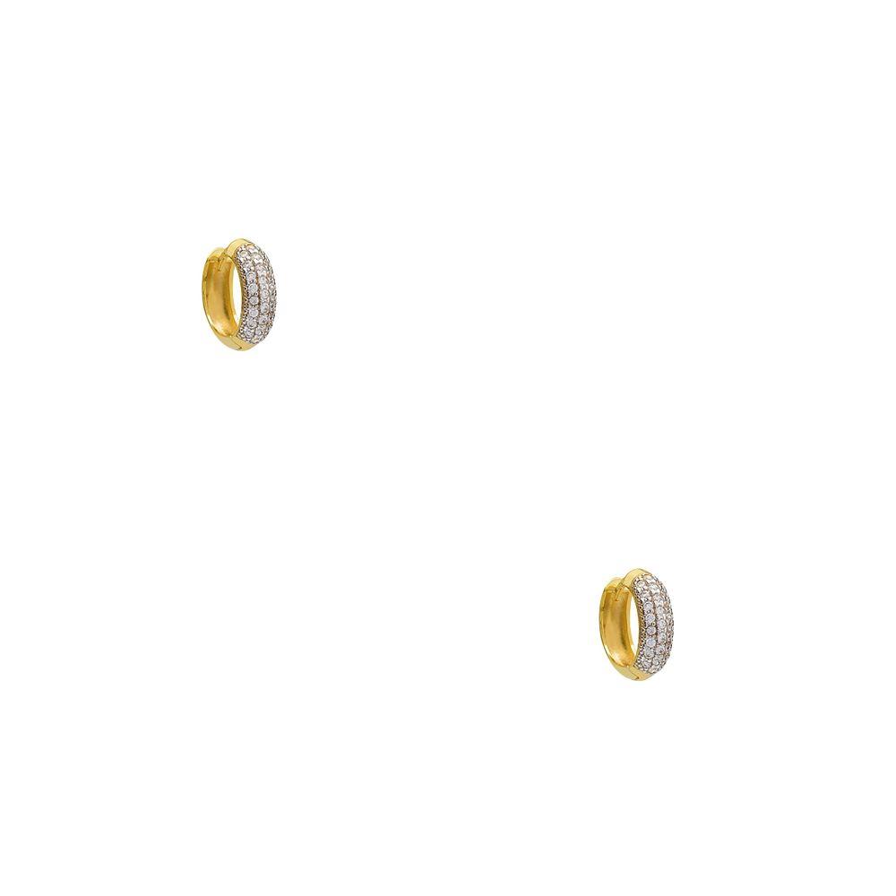 f8b48c8059b16 brinco-de-ouro-18k-argola-zirconia-rodinada-br22210. Piercing de Nariz ...