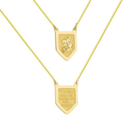 gargantilha-em-ouro-escapulario-sao-jorge