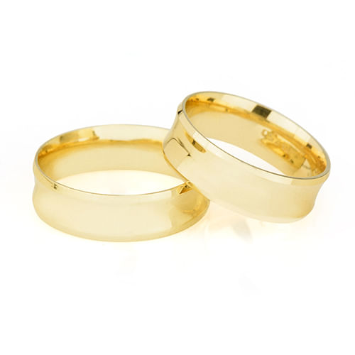 alianca-casamento-concava-lisa-joiasgold