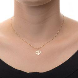 b035df949610b Brinco em Ouro 18k Infantil Anjo com Diamantes br22611 - joiasgold