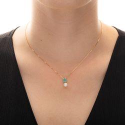 Gargantilha-em-Ouro-18k-Jade-Paraiba-com-Perola-de-40cm-joiasgold