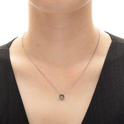 Gargantilha-em-Ouro-Branco-18k-Chuveiro-com-Diamante-joiasgold