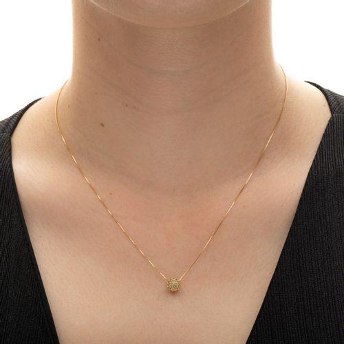 Gargantilha-em-Ouro-18k-Chuveiro-com-Diamantes-de-45cm-joiasgold