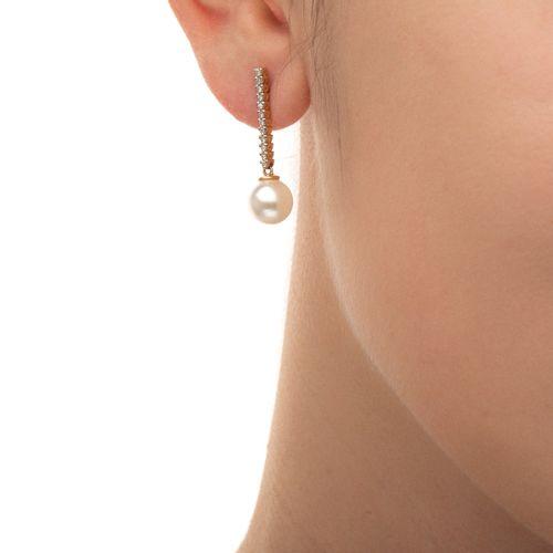 Brinco-de-Ouro-18k-Palito-Diamantes-com-Perola-br21493-joiasgold