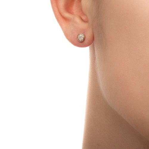 Brinco-de-Ouro-Rose-18k-Chuveiro-com-Diamantes-br23426-joiasgold