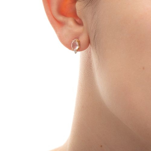 Brinco-de-Ouro-18k-Gota-Quartzo-Rosa-com-Diamante-br22618-joiasgold