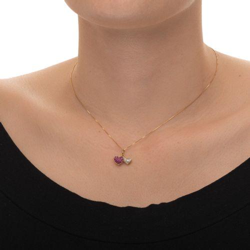 Pingente-em-Ouro-18k-Coracoes-com-Rubis-e-Diamantes-pi16147-joiasgold