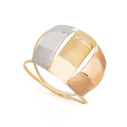 Anel-em-Ouro-18k-Abaulado-Faixas-Tricolor-an35984-joiasgold
