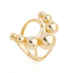 Anel-em-Ouro-18k-Oval-Vazado-Sete-Bolas-Lisas-an35993-joiasgold