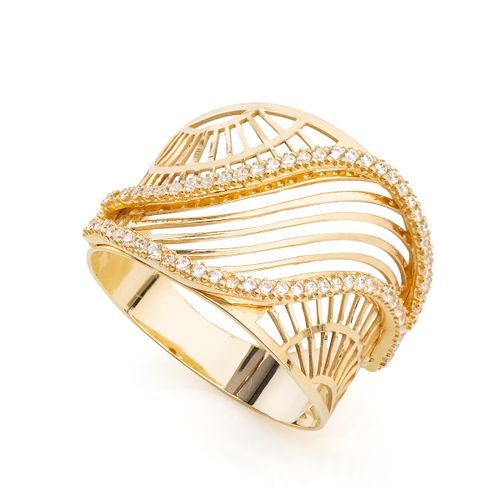 Anel-em-Ouro-18k-Fios-Vazados-Trabalhados-com-Zirconia-an35994-joiasgold