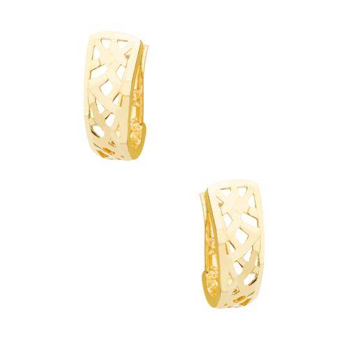 Brinco-em-Ouro-18k-Meia-Argola-Trabalhada-Vazada-br23618-joiasgold
