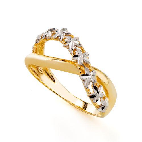 Anel-em-Ouro-18k-Flor-Rodinada-com-Fios-Sobrepostos-an35754-joiasgold