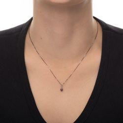 Gargantilha-em-Ouro-Negro-18k-Coracao-Rubi-e-Diamantes-de-46cm-ga04260-joiasgold