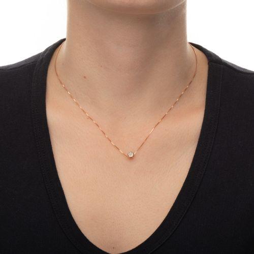 Gargantilha-em-Ouro-Rose-18k-Chuveiro-com-Diamantes-41cm-ga04512-joiasgold