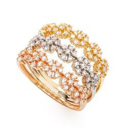 Anel-em-Ouro-18k-Fios-Trabalhados-Flores-com-Zirconia-an3598-joiasgold