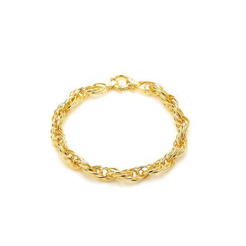 Pulseira-em-Ouro-18k-Elos-Ovais-Entrelacados-com-19cm-pu03508-joiasgold
