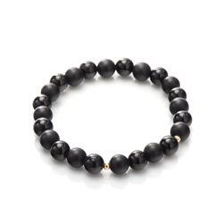 Pulseira-em-Ouro-18k-Turmalina-Negra-Agata-Negra-Fosca-pu05071--joiasgold