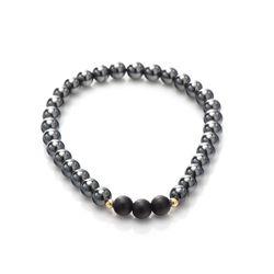 Pulseira-em-Ouro-18k-Agata-Negra-Fosca-com-Hematita-pu05072-joiasgold