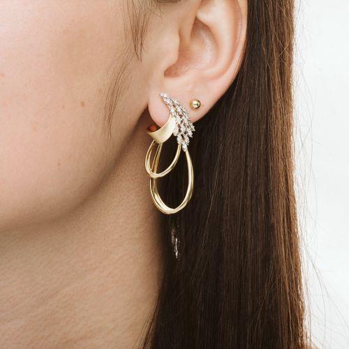 Brinco-de-Ouro-18k-Gotas-Vazadas-com-Diamantes-br23362--joiasgold