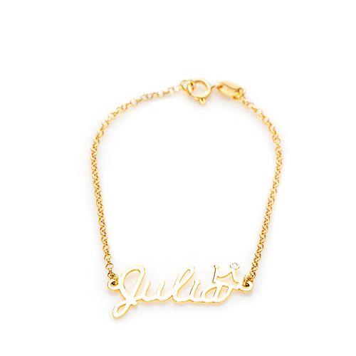 Pulseira-em-Ouro-18k-Infantil-Nome-ate-5-Letras-com-Coroa-de-pu04024--joiasgold