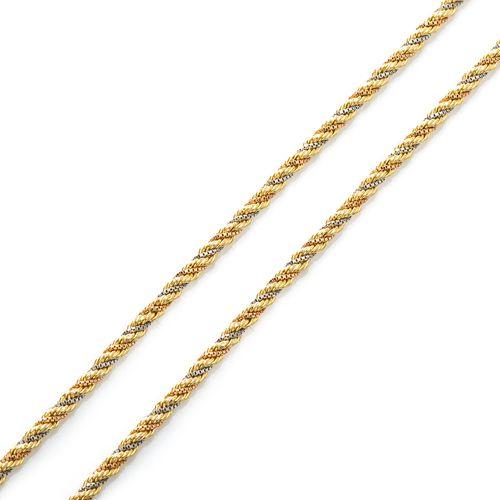 Corrente-em-Ouro-18k-Cordao-Tricolor-50cm-co02426-joiasgold
