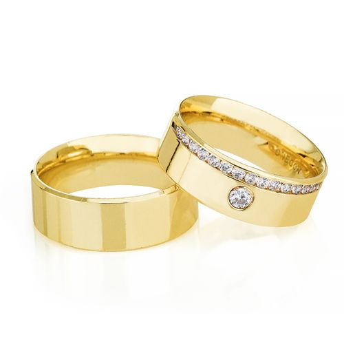 alianca-casamento-brilhantes-diamantes-joiasgol-larga-ouro-18k