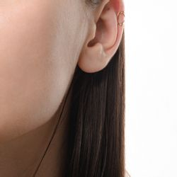 Piercing-de-Orelha-em-Ouro-18k-X-Duplo-ac07144-joiasgold