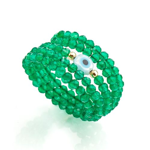 Anel-em-Ouro-18k-Espiral-Agata-Verde-Olho-Grego-an36009--joiasgold