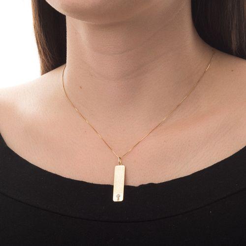 Pingente-em-Ouro-18k-Retangular-Pai-Nosso-com-Diamantes-pi17174--joiasgold