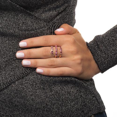Anel-em-Ouro-Rose-18k-Espiral-com-Turmalina-e-Diamantes-an35003-joiasgold