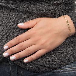 Pulseira-em-Ouro-18k-Infantil-Placa-Malha-Cartier-de-15cm-pu01278--joiasgold