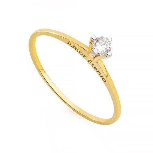 Anel-em-Ouro-18k-Solitario-Amor-Eterno-Diamante-an35366-joiasgold