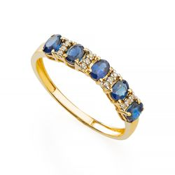 Anel-em-Ouro-18k-Meia-Alianca-Safira-Oval-com-Diamante-an3435-joiasgold