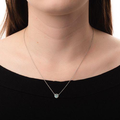 Gargantilha-em-Ouro-Branco-18k-Turmalina-Oval-com-16-Diamantes-ga02331--joiasgold