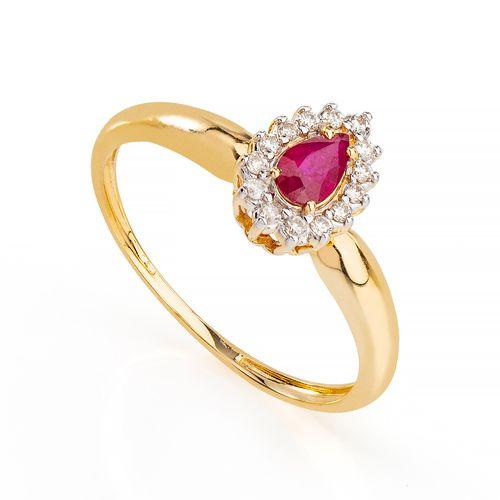 Anel-em-Ouro-18k-Gota-Rubi-com-Diamantes-an35242--joiasgold