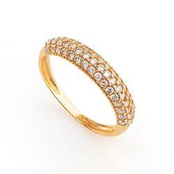 Anel-em-Ouro-18k-Aparador-Banana-com-Zirconia-an35178--joiasgold