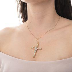 Pingente-de-Ouro-18k-Cruz-Cristo-Rodinado-pi19512--joiasgold