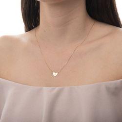 Colar-de-Ouro-18k-Letra-E-com-Veneziana-48cm-ga04907--joiasgold