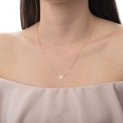 Colar-de-Ouro-18k-Letra-R-Vazada-com-Veneziana-48cm-ga04859--joiasgold