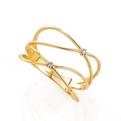 Anel-de-Ouro-18k-Fios-Curvados-com-Diamante-an35633-Joias-Gold