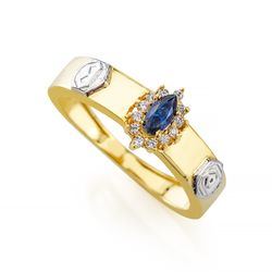 Anel-de-Formatura-em-Ouro-18k-Administracao-com-Zirconia-Azul-an36287-Joias-Gold
