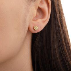 Brinco-de-Ouro-18k-Chuveiro-com-Dimantes-Formato-Coracao-br22525--joiasgold
