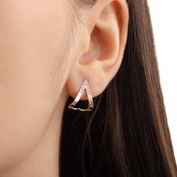 Brinco-de-Ouro-18k-Triangulo-Curvado-com-Diamantes-br23834--joiasgold